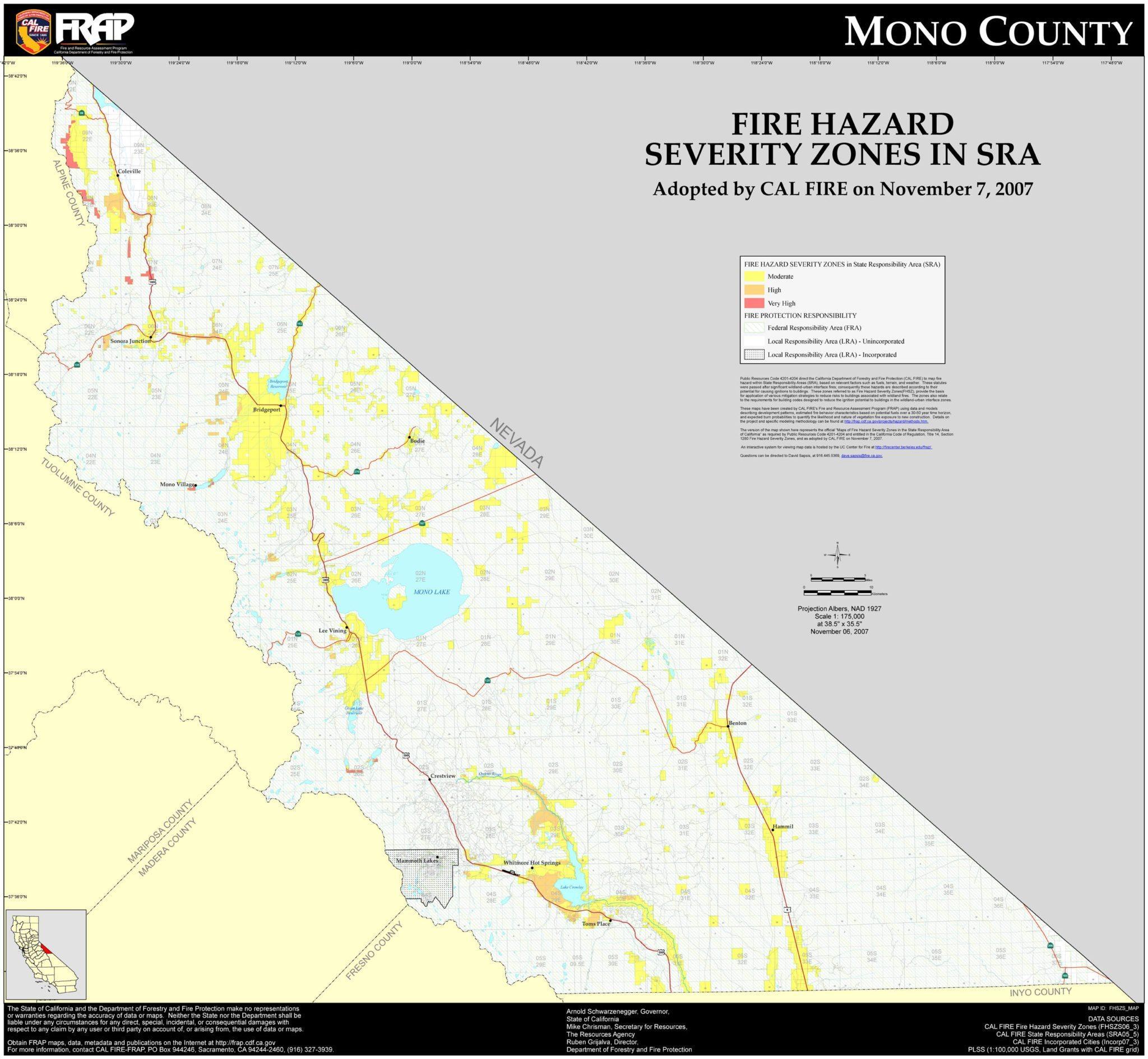 Mono County Farm Insurande