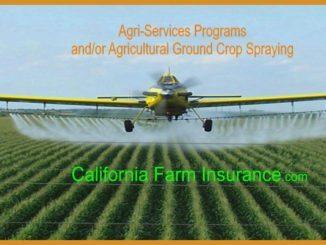 Crop Spraying Insurance